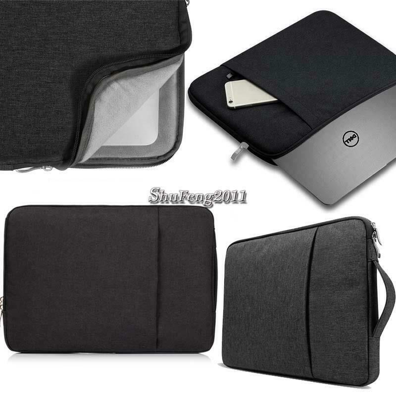 """Universal Carrying Laptop Sleeve Universal Bag For Dell Latitude E6410 14/""""Laptop"""