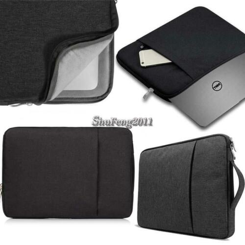 """Laptop Carrying Protective Sleeve case Bag For 11/"""" 12/"""" 13/"""" 14/"""" Dell Latitude"""