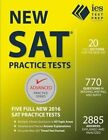 New SAT Practice Tests by Khalid Khashoggi, Arianna Astuni (Paperback / softback, 2016)