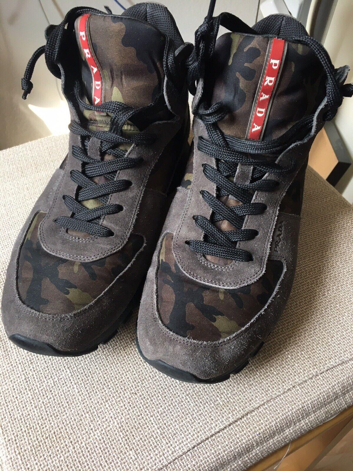PRADA Camouflage Schuhe