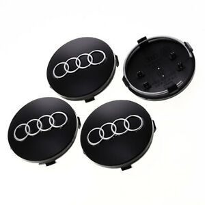 4pcs-60mm-Car-Emblem-Black-Wheel-Center-Cap-Logo-Badge-Rim-Hubcaps-for-Audi-car