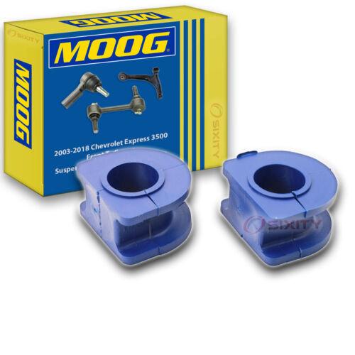 MOOG Front To Frame Suspension Stabilizer Bar Bushing for 2003-2018 rd