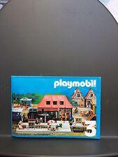 Rare CATALOGUE CATALOG KATALOG PLAYMOBIL System Numero N• 3 1982 Leaflet Klicky