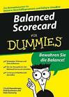Balanced Scorecard For Dummies by Charles Hannabarger, Peter Economy, Frederick Buchman (Paperback, 2008)