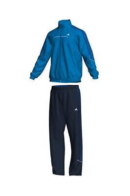 Details zu ADIDAS Herren Trainingsanzug Climalite TS Jogginganzug Sportanzug türkisnavy