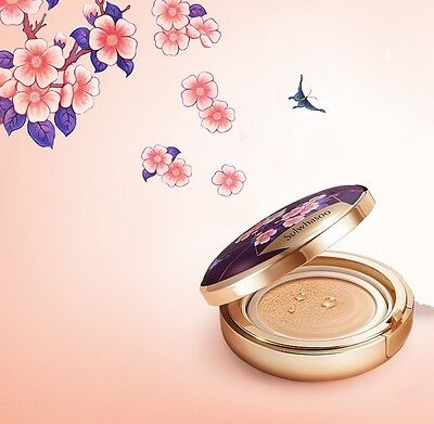 Sulwhasoo Perfecting Cushion Limited Edition 2016 Amore Pacific 15g x 2  Arafeel