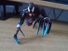 "Venom Spider-Man Action Figure Toy Marvel 1999 Rare Very Good Condition 6"""