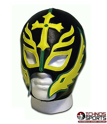 LUCHADORA SON OF DEVIL CARIBE MEXICAN LUCHA LIBRE LUCHADOR ADULT WRESTLING MASK