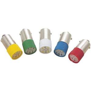 BARTHELME-70113054-Led-BA9S-120-2-chip-VERDE-24-28V