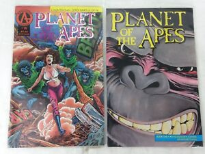 Planet-of-the-Apes-Adventure-2-Comic-books-Mint-condition