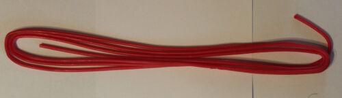 Verzierwachs despierta decoración cera cuerda aprox 3 mm 2,10 metros rojo