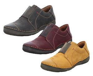 finest selection 6a030 0e059 Details zu Josef Seibel 59695-796 Fergey 23 Damen Schuhe Halbschuhe Slipper