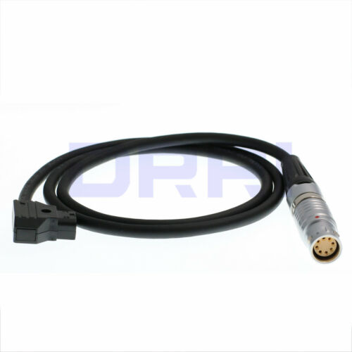 3B 8pin hembra a D-tap Power Cable Para Sony F23 F65