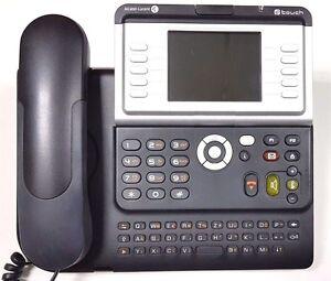 Alcatel 4068 Ip Ee Octophon Ip160 Système Téléphone Alternativement Pour 4028 4038 Top!-afficher Le Titre D'origine