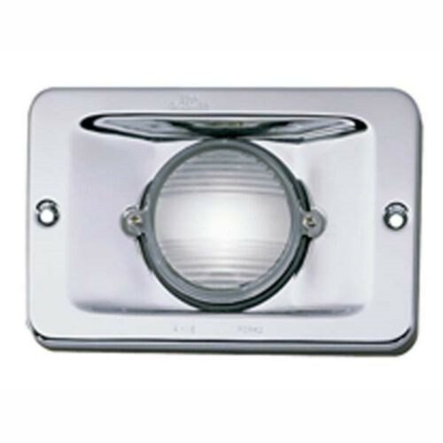 "Perko 939DP1STS Stainless Steel Stern Light 5-3//16/""X3-3//8/"""
