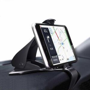 Smartphone-Auto-Halterung-Navis-Handy-Halter-fuer-Iphone-7-8-x-Samsung-Huawei