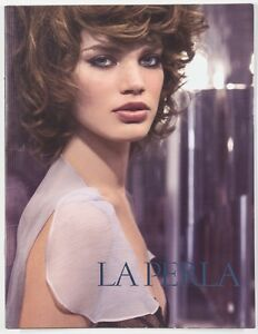 Rianne Ten Haken La Perla Lookbook Catalog Fashion Lingerie Spring