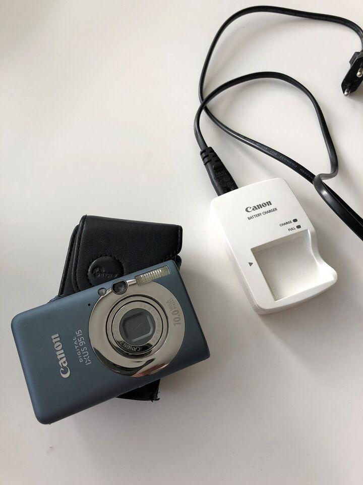 Canon, Ixus, 3 x optisk zoom