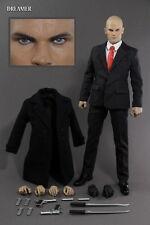 "1/6 Dreamer Toys Hitman Agent Killer 47 Timothy Olyphant 12"" Action Figure"