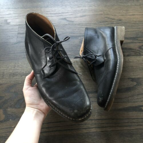 Doc Dr Martens High Black Smooth Leather Oxford Dr