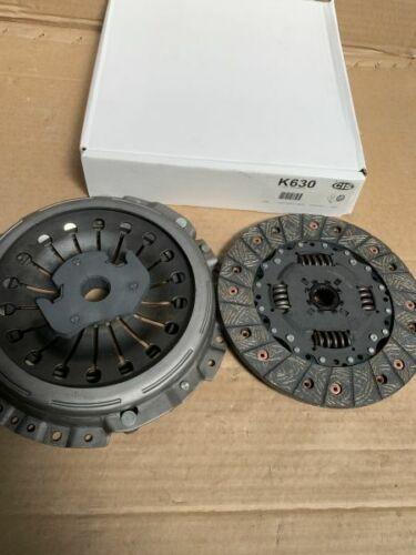 2pc Clutch Kit for Citroen Xsara 1.9 2.0 TD 97-00 Peugeot 306 405 406 215mm