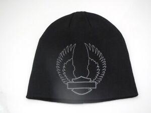 Harley Davidson Bar & Shild Winged Kappe Mütze Cap 97613-20VM