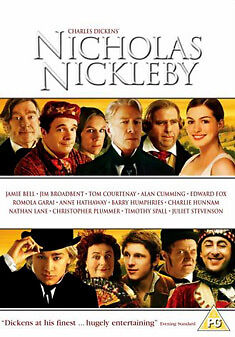 1 of 1 - NICHOLAS NICKELBY (DVD, 2008) New and sealed SKU 200