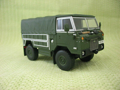 Land Rover 101 Forward Control Military Truck 1/43 Diecast Model