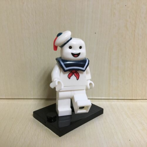 1X Ghostbusters Stay Puft Marshmallow Man Mini Figure Jouet L