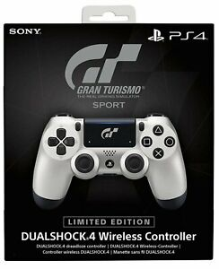 Sony-PS4-Dualshock-wireless-V2-Controller-NEU-TOP-Limited-Edition-Gran-Turismo