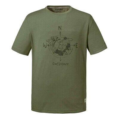 SchÖffel Perth 1 T-shirt Verde-mostra Il Titolo Originale
