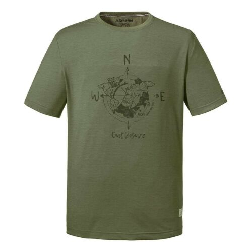 Schöffel Perth 1 T-Shirt grün