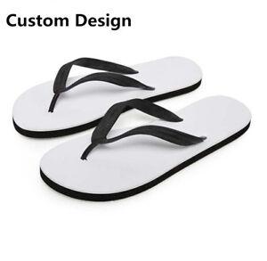 7df52af5cbe Image is loading FORUDESIGNS-Custom-Design-Men-Women-Summer-Flip-Flops-