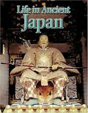 Life In Ancient Japan (Peoples of the Ancient World)-ExLibrary
