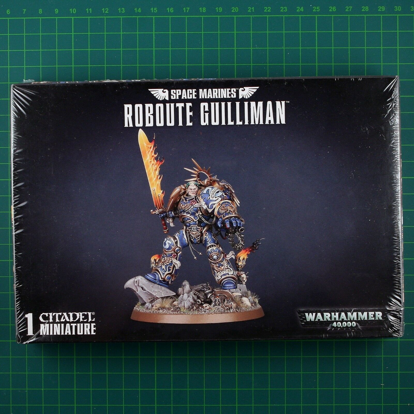 Primarch Roboute Guilliman Space Marines Warhammer 40,000