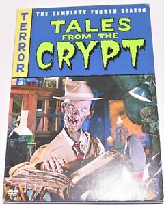 Tales-from-the-Crypt-The-Complete-Fourth-Season-4-DVD-Box-Set-Horror-TV-Show