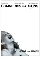COMME des GARCONS M'emoire de la mode Photo book art fashion Rei Kawakubo six