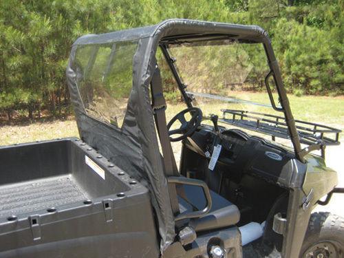 Seizmik Soft Top and Rear Panel Polaris Ranger Mid Size # 18045 15-0775 63-7213