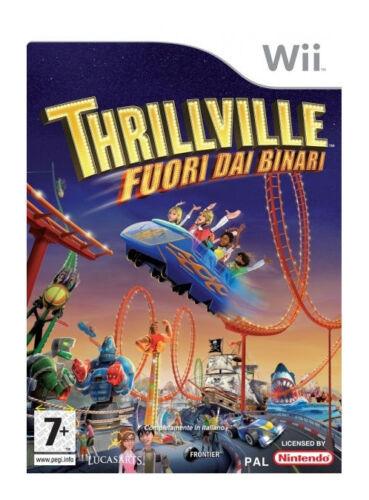 1 of 1 - Thrillville: Off the Rails (Nintendo Wii, 2007)