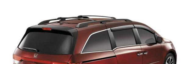 Genuine OEM Honda Odyssey Complete Roof Rack with Rails & Crossbar Set 2011-2017
