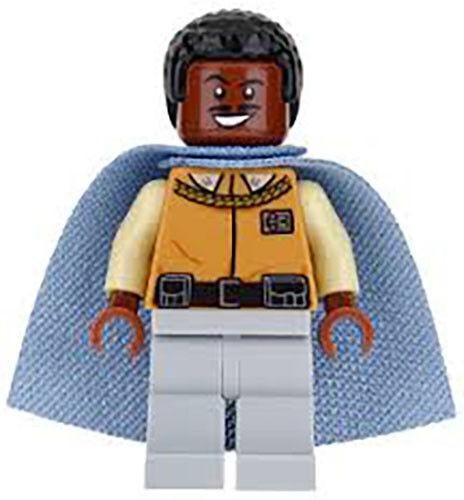 SW0818 NEW LEGO LANDO CALRISSIAN FROM SET 75159 STAR WARS EPISODE 4//5//6