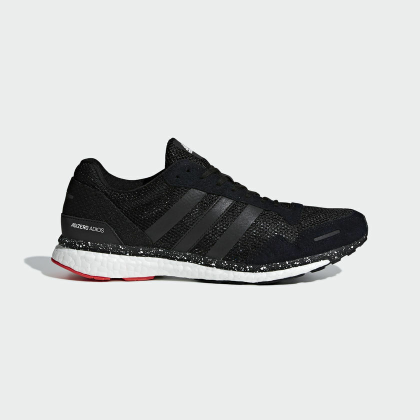new products 6c961 05b5a Adidas Adizero Adios 3 (CM8356) Running Chaussures Athletic Sneakers  Marathon Marathon Marathon Trainer 37ea3a