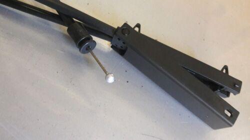 Mini One Cooper R56 Motorhaube  Seilzug Verriegelung Öffner  innen bis vor  Neu