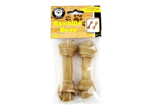 4-packs-of-2-Dog-treat-4-5-inch-rawhide-8-quality-rawhide-bones