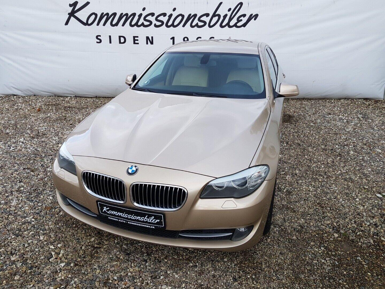 BMW 520d 2,0  4d - 189.900 kr.