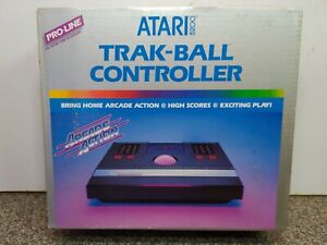 TRACKBALL CONTROLLER FOR ATARI 5200  Brand New NOS VERY RARE VINTAGE