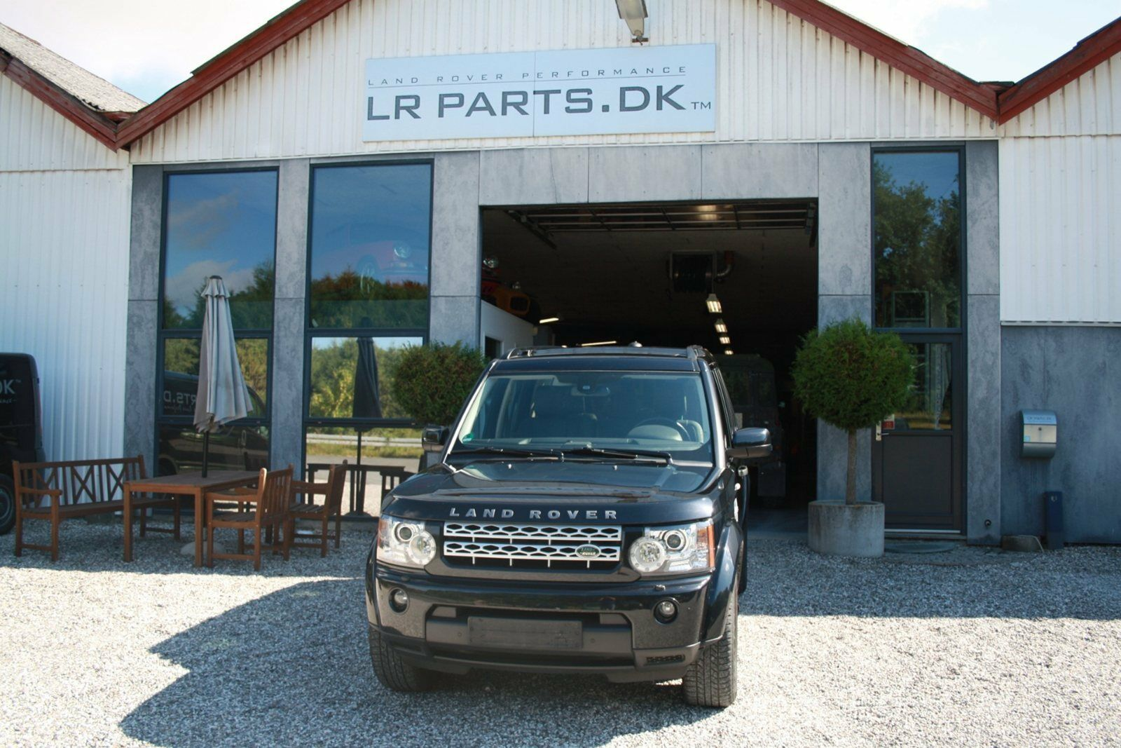 Land Rover Discovery 4 3,0 SDV6 HSE aut. 5d - 2.760 kr.