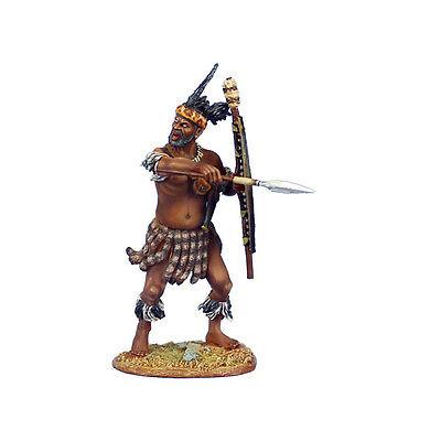 FIRST LEGION Zulu War ZUL016 iNgobamakhosi Zulu Warrior Chief