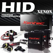 Xentec HID KIT SLIM Xenon 9003 H4 Hi-Lo 6000k White High & Low Conversion Lights