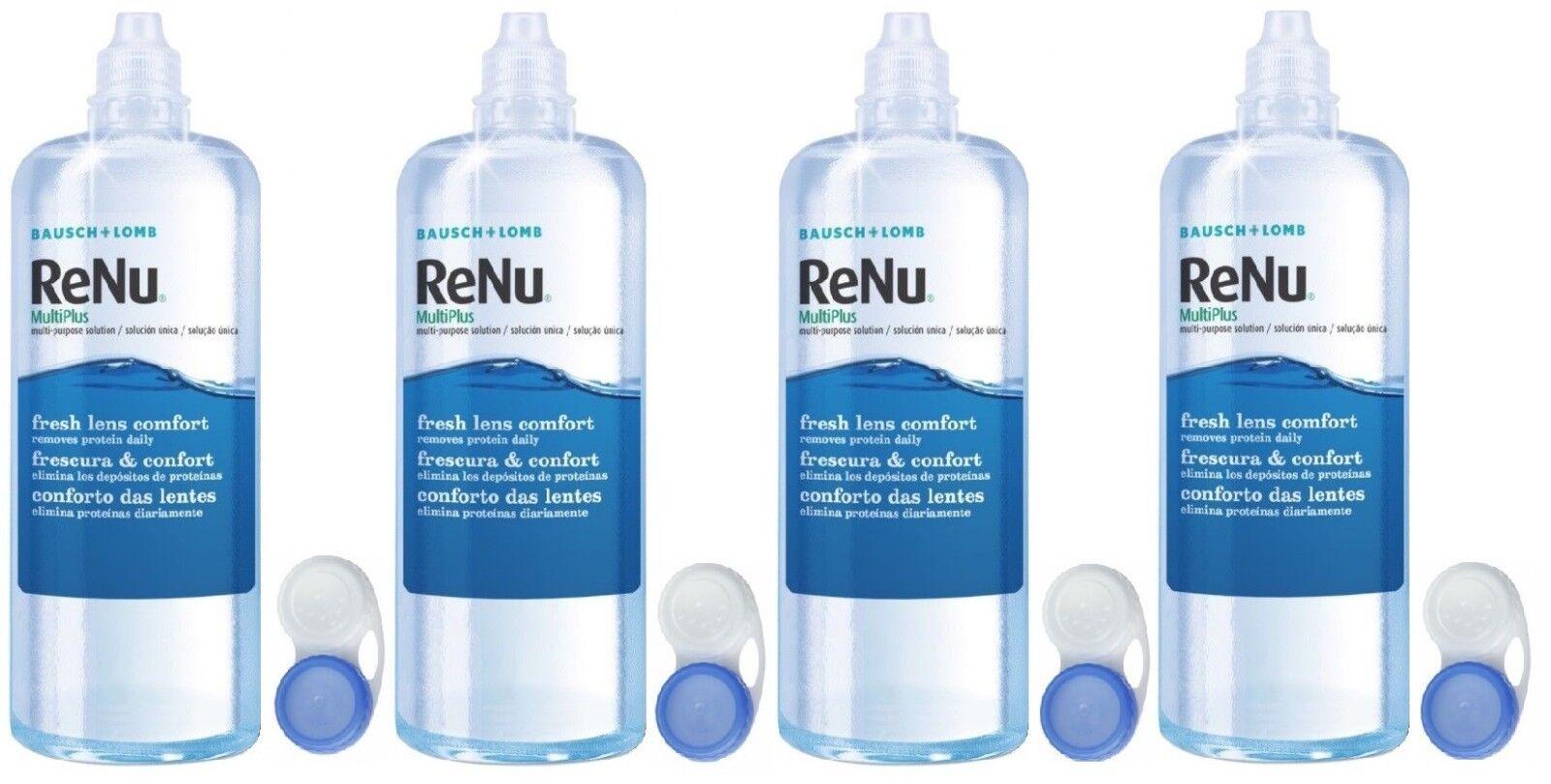 b0cfcd5386277 Bausch Lomb Renu MultiPlus 240ml Contact Lens Solution Short Expiry Date    eBay